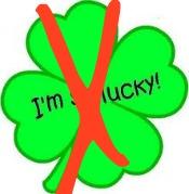 Lucky- not